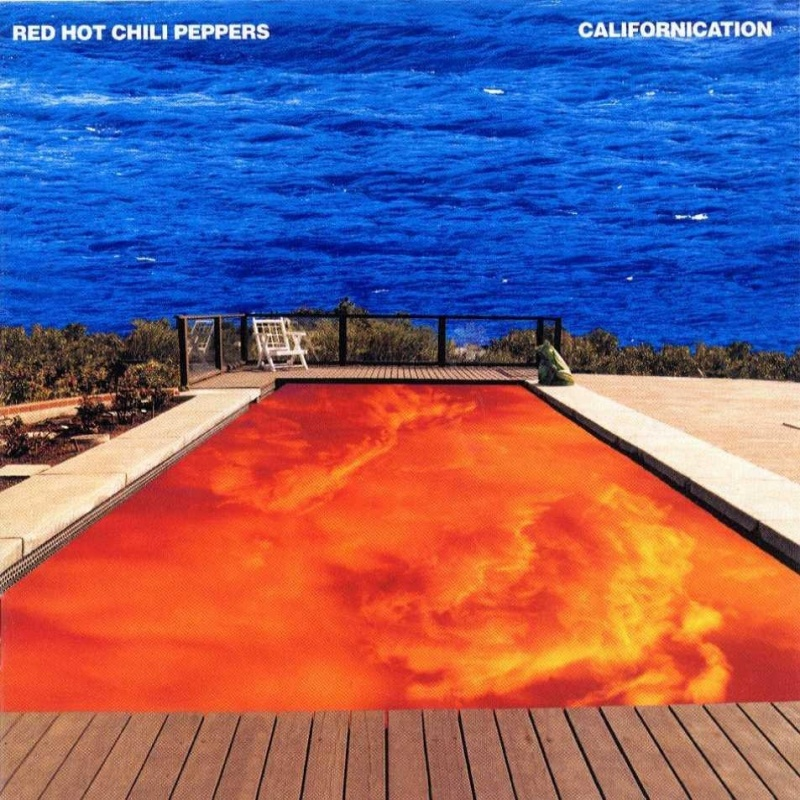 RED HOT CHILI PEPPERS « Californication »