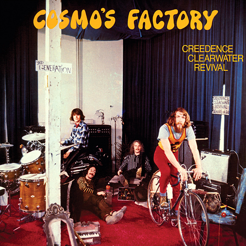 CREEDENCE CLEARWATER REVIVAL  » Cosmo Factory »