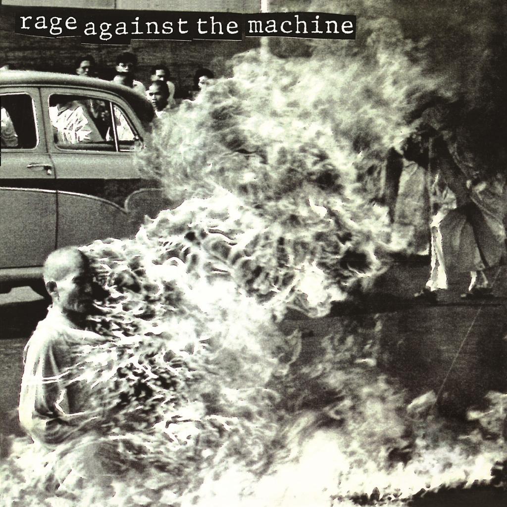 RAGE AGAINST THE MACHINE – ST