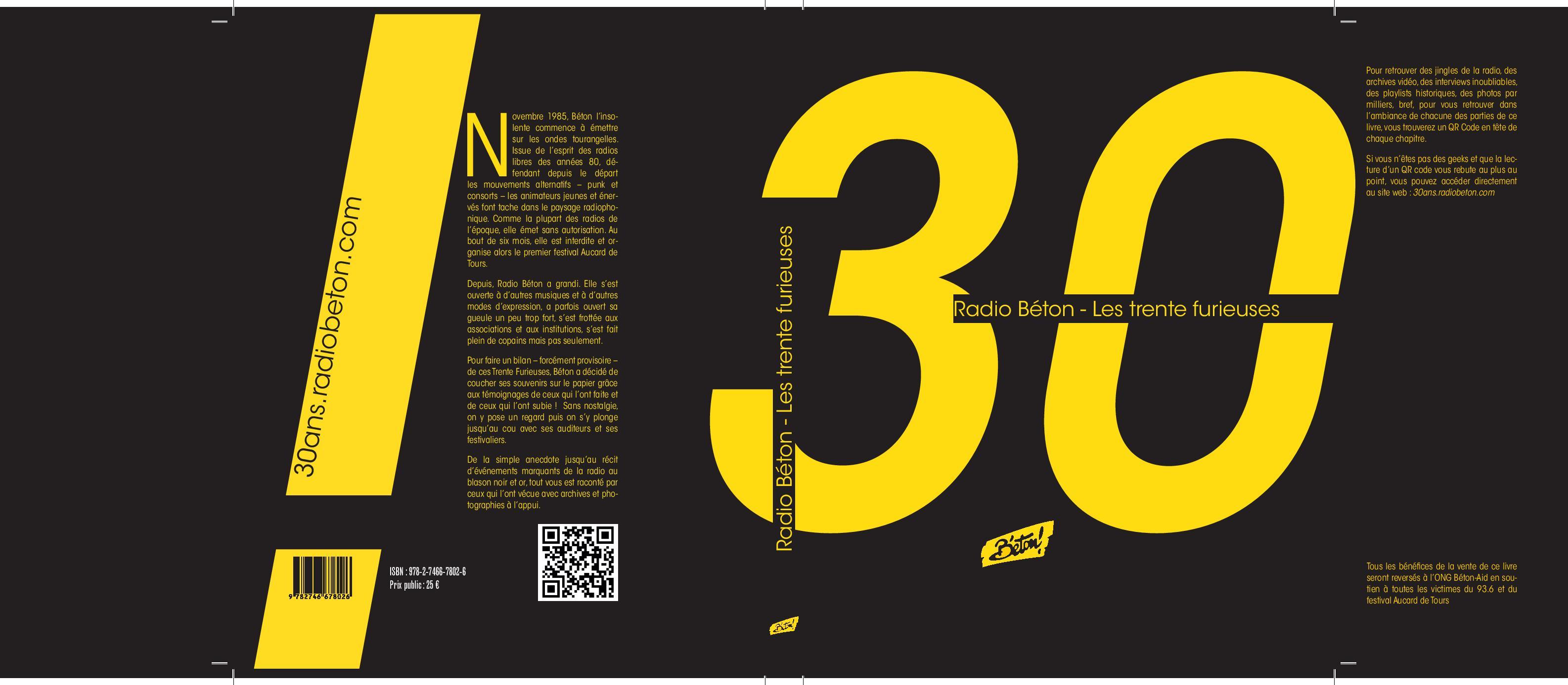 Souscription pour le livre «Les 30 Furieuses»