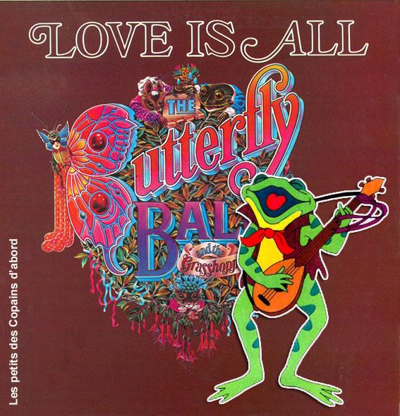 Episode 65 : L'histoire de «Love is all» de Butterfly Ball !