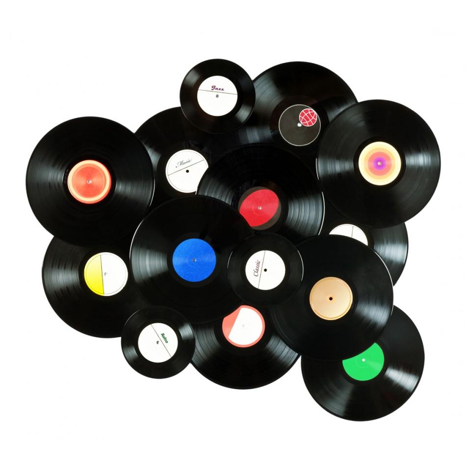 Emission avec les médiathèques de Tours, autour du fonds de vinyle