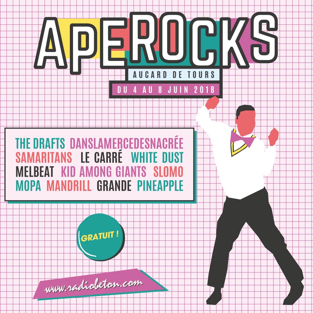 Les Apérocks !