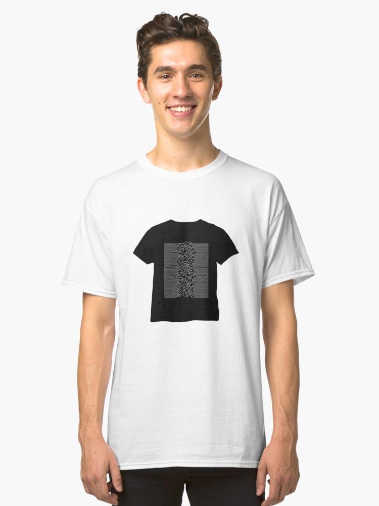 «Un tee shirt Joy Division maintenant c'est comme un tee shirt Rolling Stone, ça veut plus rien dire»