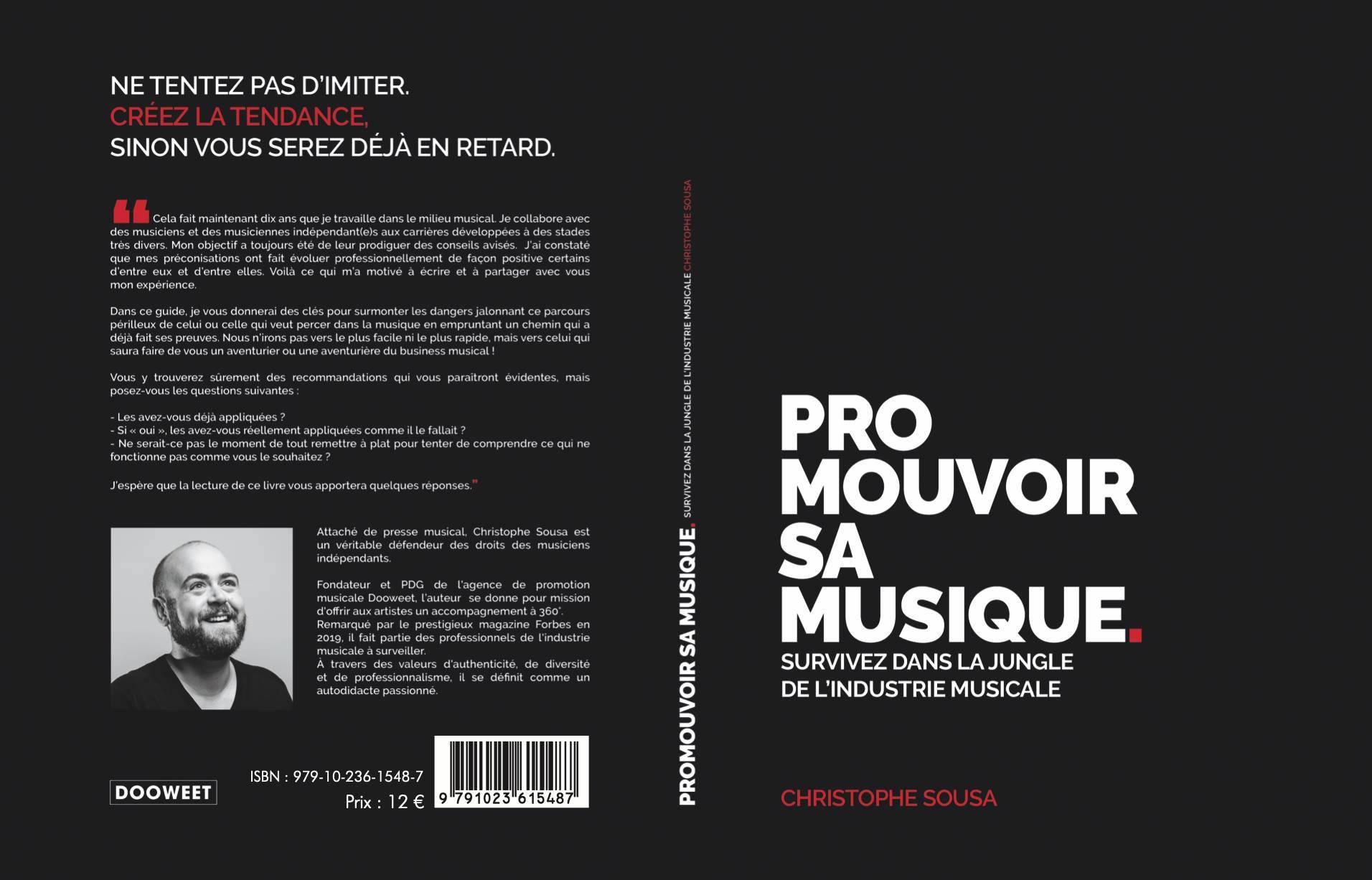 PROMOUVOIR SA MUSIQUE : Survivez dans la jungle de l'Industrie Musicale (Dooweet)