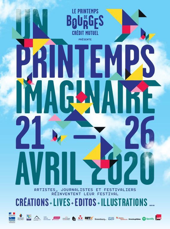 LE PRINTEMPS IMAGINAIRE – Sélection d'artistes