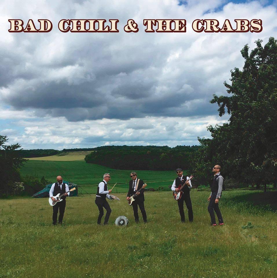[QHT] Bad Chili & The Crabs – 08.07.20