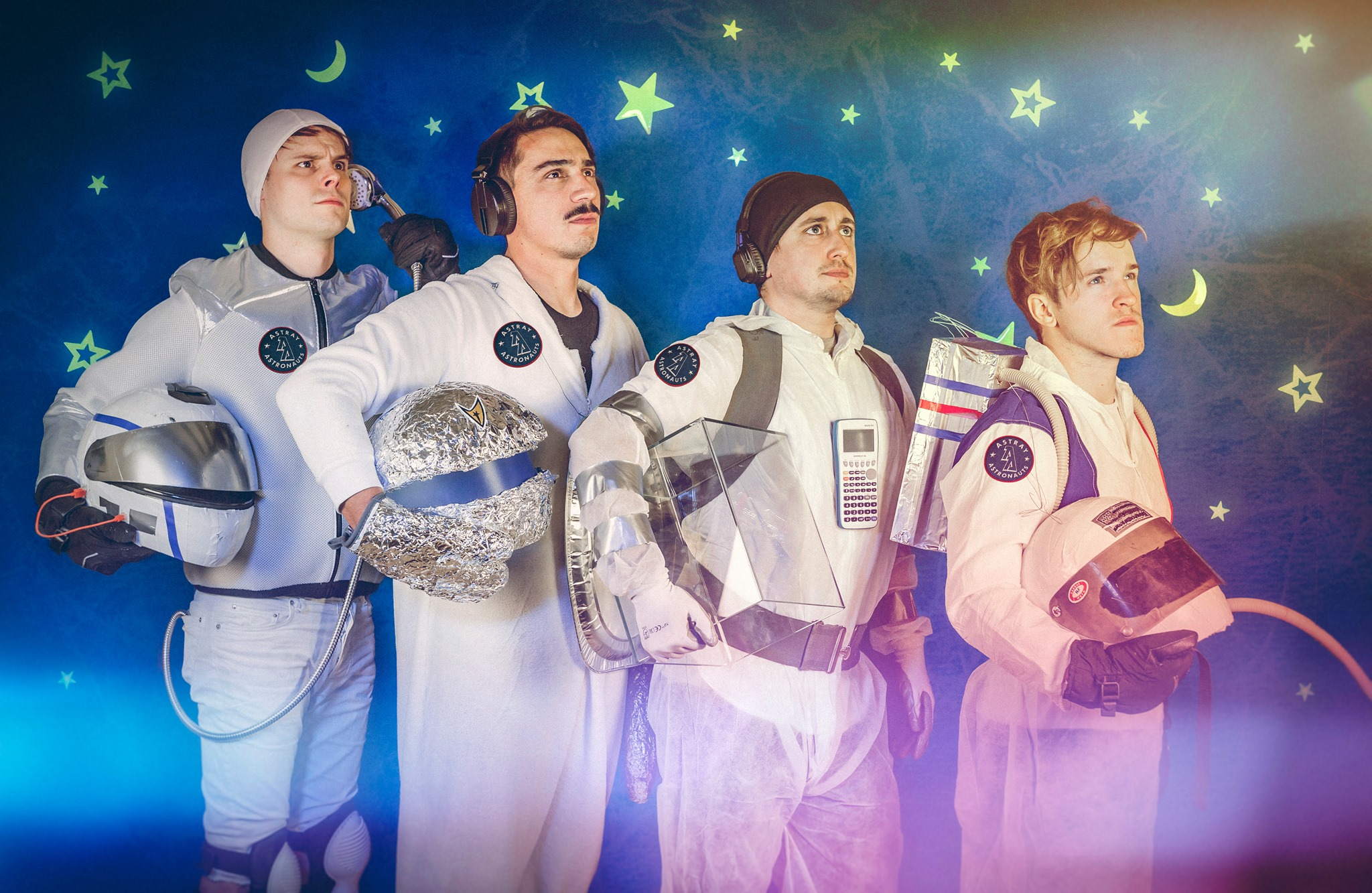 [QHT] Astray Astronauts – 09.09.20