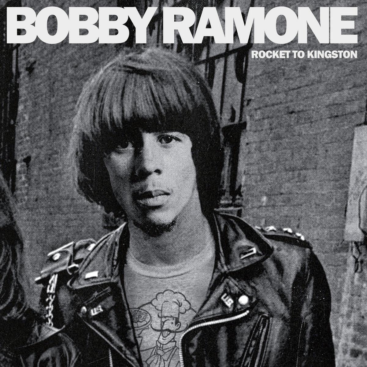 Bobby Ramone – Rocket To Kingston (Guerilla Asso)