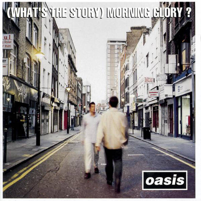 [LUNDISPENSABLE] OASIS – (What's the Story) Morning Glory