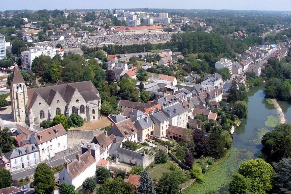En cas de petite déprime dites vous qu'il y a pire, vous pourriez vivre à Vierzon ou à Montluçon.