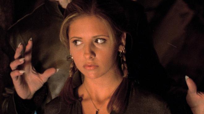 «Non ce soir je rentre regarder Buffy en mangeant des chips. Après tout on a qu'une vie !»