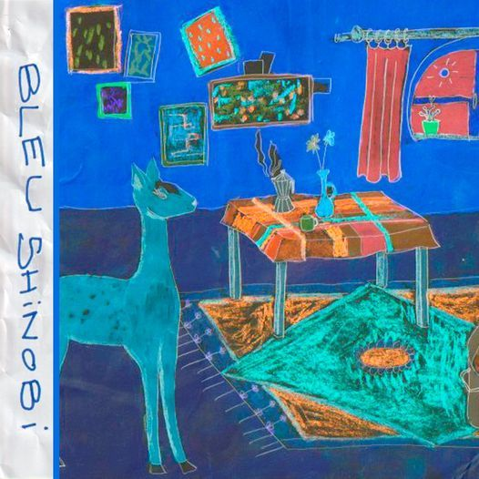 [REECOUTE] [QUART D'HEURE TOURANGEAU] Bleu Shinobi